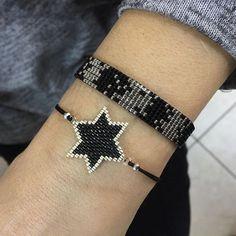 Miyuki bileklik kombini 45₺ Kargo ücretsizdir  #miyuki#takı#tasarım#delica#miyukidelica#aksesuar #moda#trend#aksesuar #bayanaksesuar #fashiondesigner #fashionblogger #fashion #star#yıldız#black#siyah#braclet#bileklik#bilezik