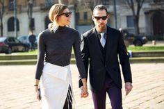 Justin O'shea, Dapper Men, Milan Fashion, Pairs, Street Style, Style Inspiration, Street Style Fashion, Street Styles, Street Fashion