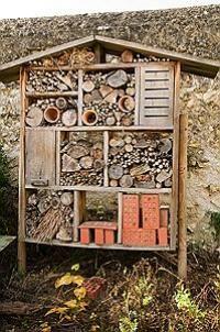 Créez un ''hôtel à insectes'' (Edito de Philippe Ferret)