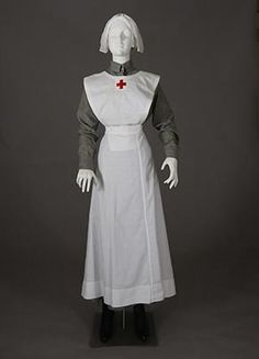 American Red Cross Uniform consisting of a dress, apron, and a cap that date to Daughter's of the American Revolution (DAR) Museum. Henry Johnson, Combat Helmet, Armistice Day, American Red Cross, Major Events, African American History, American Revolution, Fashion History, Daughter