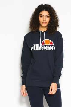 High End Clothing Brands, Sport Clothing, Ellesse, Women's Fashion, Fashion Outfits, Hoody, Different Styles, Sport Outfits, Beautiful Outfits