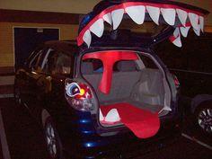 Toyota Matrix as Monstro the Whale