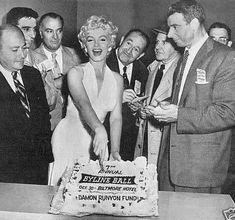 15/09/1954 NYC - Sur le tournage de The Seven Year Itch partie 3 - Divine Marilyn Monroe