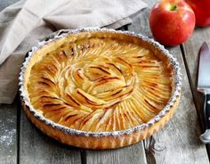 Recipe - Apple Pie Step by Step