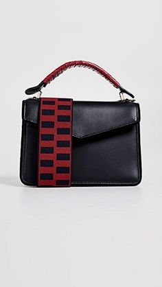 Les Pes Joueurs Mini Pixie Tartan Satchel Ca 1 238 92 We Re Totally Picking Up What This Mixed Media Handbag Is Laying Down