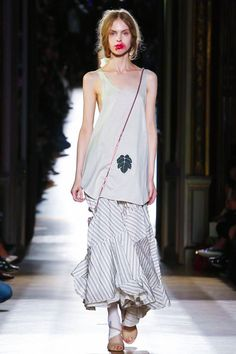 Loving this collection. Vivienne Westwood Ready To Wear Spring Summer 2015 Paris
