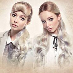 If I had a twin,  the world wouldn't like it... Hair @ericakeelen_hair_love using @haircoutureus  Photography @daryna_barykina