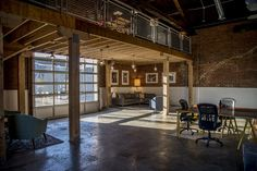 The Frontier Project Offices - Richmond - Office Snapshots