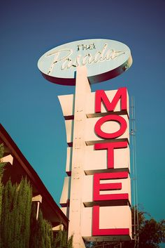 The Pasada Motel - Route 66 in Pasadena