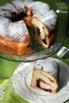 Sweet Cooking, Italian Cake, Torte Cake, Sweet Cakes, Sweet Recipes, Food To Make, Sweet Tooth, Food Porn, Good Food