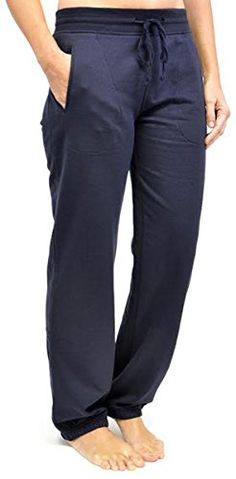 Ladies Tom Franks Sport Gym Jogging Pants Fashion LRG-Navy  Price Β£14.93