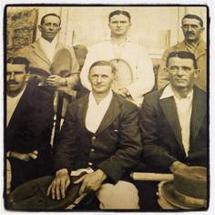"""Muthaiga Country Club tennis members 1914 Nairobi Kenya (this is the club where Denys Finch Hatton & Baroness Blixen met in 1918) the movie """"Out of  Africa"""" is based on their relationship"""