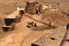 daulatabad fort ,, india