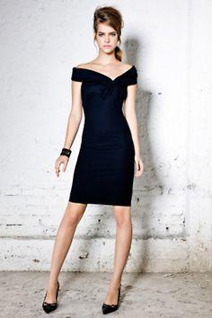 La petite robe noire.
