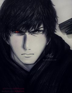 Amon Koutarou ||| Tokyo Ghoul: Re Fan Art by asbehsam on Tumblr