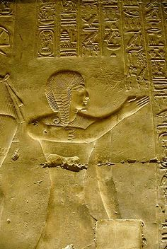 Abydos, Carving, Egypt 3 by off2africa, via Flickr
