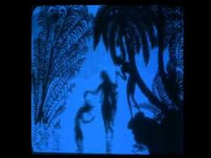 Lotte Reiniger's film: the adventures of prince Achmed (1926), act II. Music by Elia Koussa - YouTube