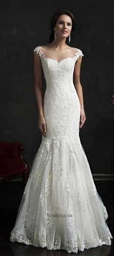 Amelia Sposa 2015 Wedding Dress - Karolinaa