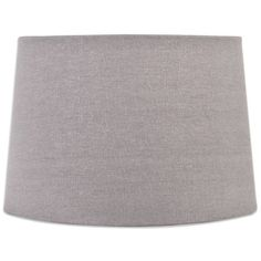 Bed Bath And Beyond Lamp Shades Amazing Custom Lamp Shade  Fabric Lampshade  Linen Lamp Shades  Natural Design Ideas
