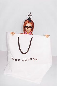 Account in Carat Luxury for Marc Jacobs