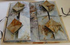 Rust and Indigo For A Chinese Thread Book   Threadborne