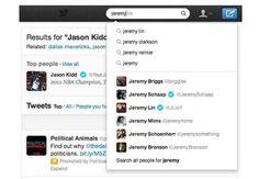 Twitter lanza un nuevo buscador de contenido