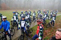 Mountainbike en wielrenclinics in Drenthe bij het Sportlandgoed
