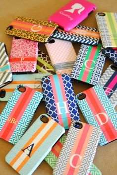 preppy cases... when i get my iphone...