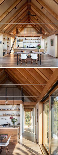 terrasse-bois maison Pinterest Architecture