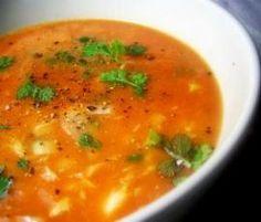 Receita Sopa de Peixe por Inês Martins - Categoria da receita Pratos principais Peixe