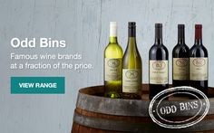 Checkers Wine Route Odd Bins. Bringing you the best of South African estate wines at affordable prices.  The wines in our Odd Bins collection are carefully selected by a panel of experts and made available in our wine stores at a fraction of the estate price. Availability is limited so take advantage of these exclusive deals #southafricanwines #affordablewine #checkersSA