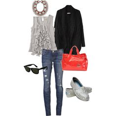 perfect Saturday shopping outfit