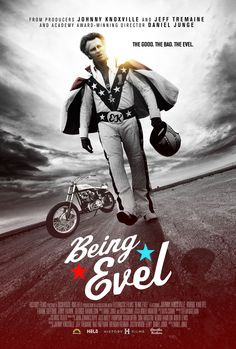 Being Evel - Movie Posters