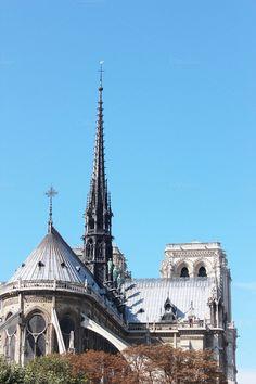 Notre Dame de Paris by Avelina on @creativemarket