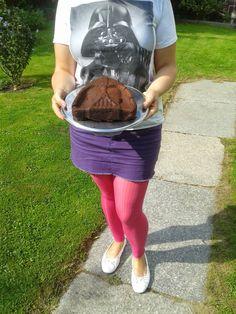 Bazooka Crafts: Pants = Hat & Skirt