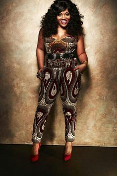 African print jumpsuit #UNIQUE_WOMENS_FASHION http://stores.ebay.com/VibeUrbanClothing