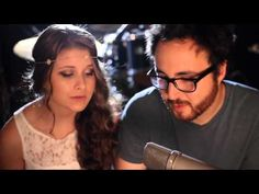 """Love this! Savannah Outen and Jake Coco cover John Mayer's """"Love is a Verb"""""""