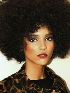 Natural Afro Hair: Archive