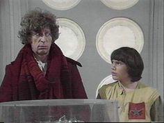 Adric sneaks back to the TARDIS.    Me: And that's why you should always lock the bloody doors.  Sue: Oh, leave him alone. He's all right.  Me: What?  Sue: It's his dream job – he's 18 years old and he's working on Doctor Who. You fanboys are just jealous. I'm sure he'll settle down eventually. State of Decay