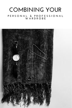 creating a capsule wardrobe that works for both your personal and professional lifestyle.