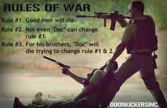 Airsoft hub is a social network that connects people with a passion for airsoft. Talk about the latest airsoft guns, tactical gear or simply share with others on this network Army Quotes, Military Quotes, Military Humor, Military Life, Soldier Quotes, Airsoft, Ronin Samurai, Navy Corpsman, Combat Medic
