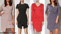 rochia petrecuta -tipar - Căutare Google Wrap Dress, Dresses For Work, Google, Pattern, Fashion, Moda, Fashion Styles, Patterns, Model