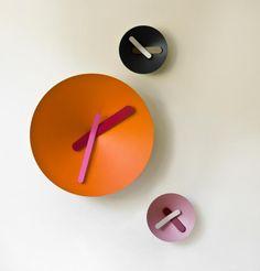 Mozia Clocks by Giovanni Levanti