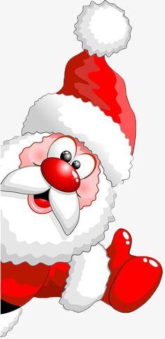 tubes noel / pere noel - Christmas Tips Christmas Rock, Christmas Humor, Christmas Holidays, Merry Christmas, Christmas Decorations, Christmas Ornaments, Desk Decorations, Father Christmas, Christmas Clipart