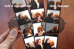 Kiss A Redhead Day /