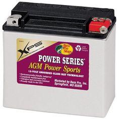 Bass Pro Shops XPS Arctic Cat ATV Battery- 11.0 lbs.
