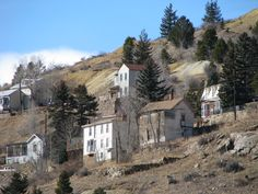 ghost towns | Coloradopast.com - Colorado Ghost Town Photography - Blackhawk ...