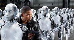 I, Robot (2004, Alex Proyas)  --- Will Smith, Bridget Moynahan, Bruce Greenwood