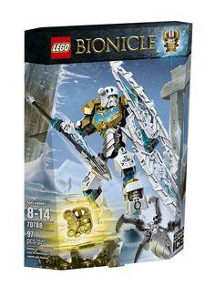 Amazon.com: LEGO Bionicle Kopaka - Master of Ice Toy: Toys & Games