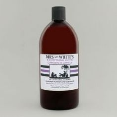 Mrs White's - Everything in the Garden is Lovely (Garden Furniture Cleaner)